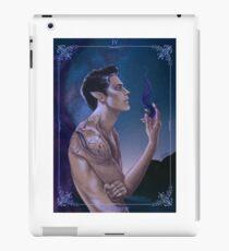 Rhysand - Tarot card  iPad Case/Skin