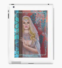 Ianthe - the High Priestess  iPad Case/Skin