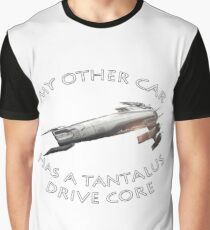 My other car is the Normandy Graphic T-Shirt