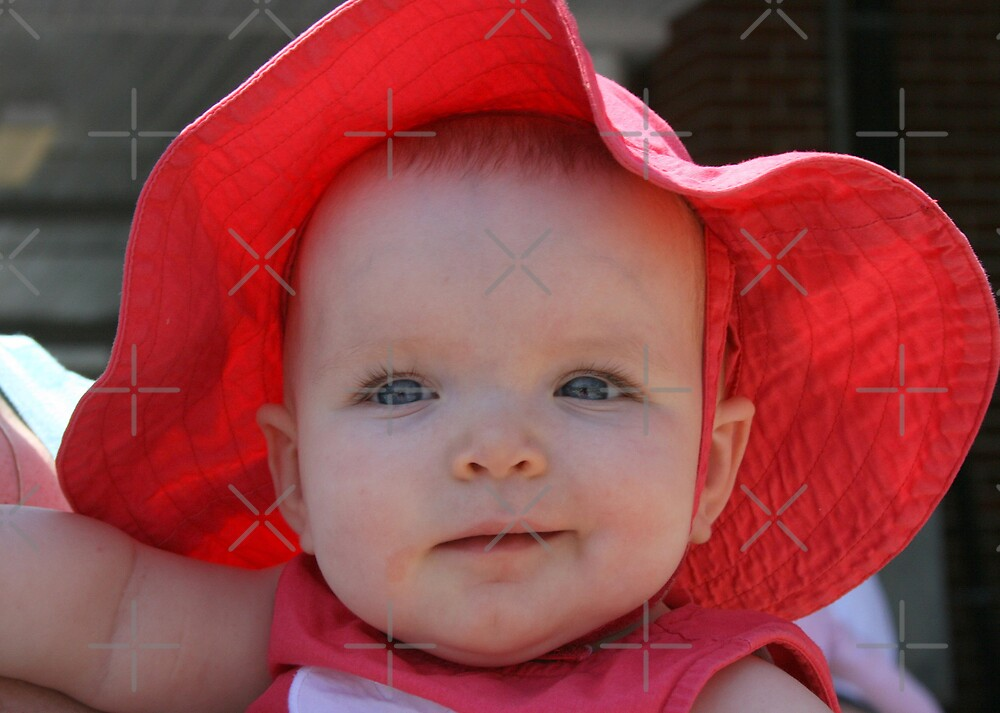 How Do You Like My Hat? by Julie's Camera Creations <><