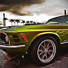 70 Mustang Mach 1 by CoolCarVideos