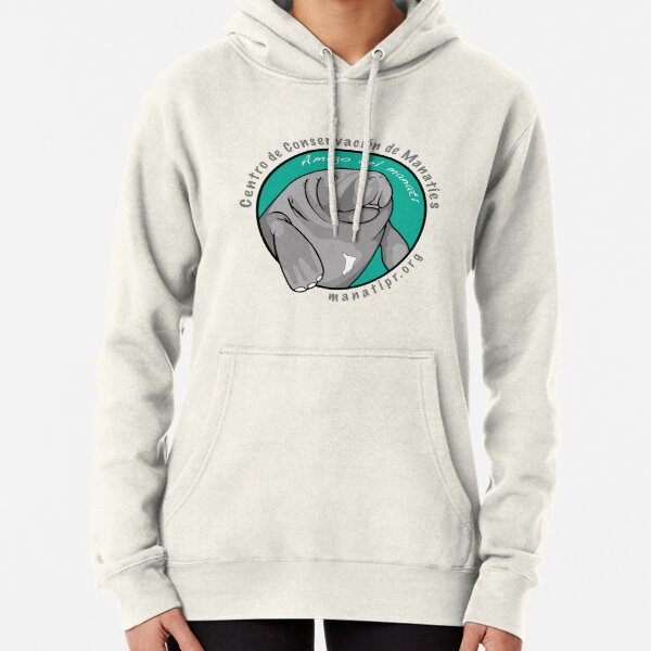 Friend of the Manatee Pullover Hoodie