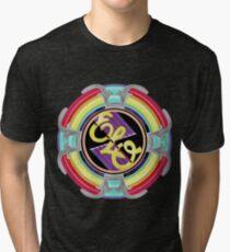 E.L.O. SPACESHIP Tri-blend T-Shirt