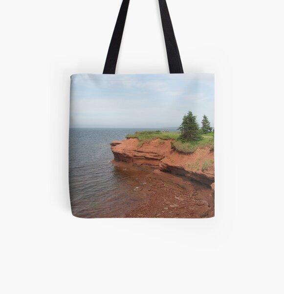 PEI Shore All Over Print Tote Bag