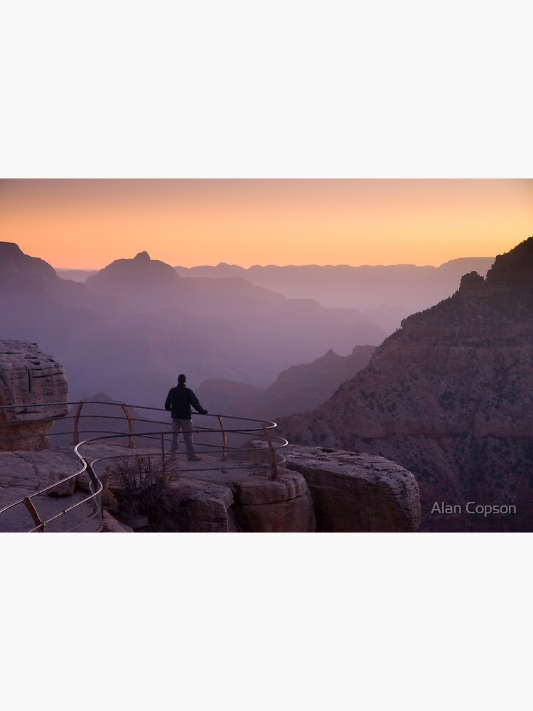 Grand Canyon.  by AlanCopson