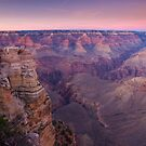 Grand Canyon. by Alan Copson