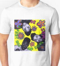 DE LA SOUL - 3 Fuß hoch und aufsteigend Unisex T-Shirt