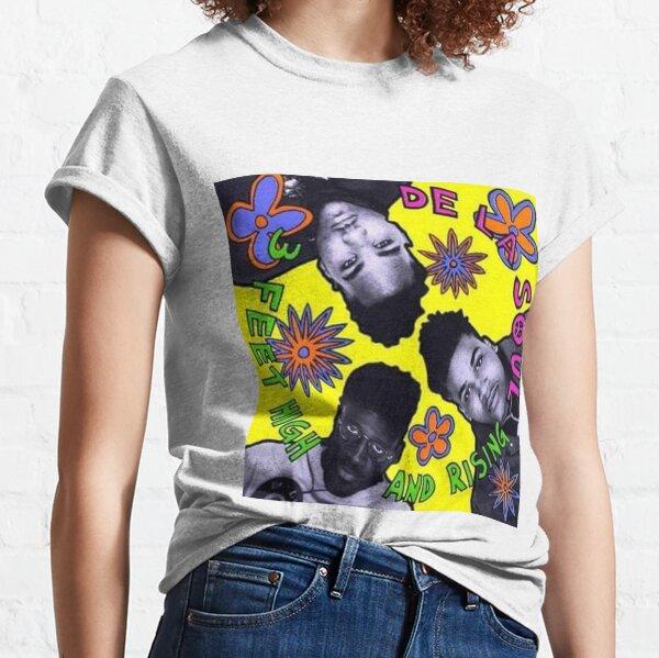 DE LA SOUL - 3 Feet High and Rising Classic T-Shirt