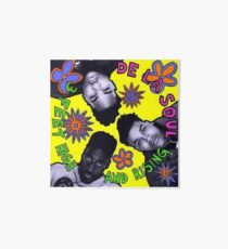 DE LA SOUL - 3 Feet High and Rising Art Board