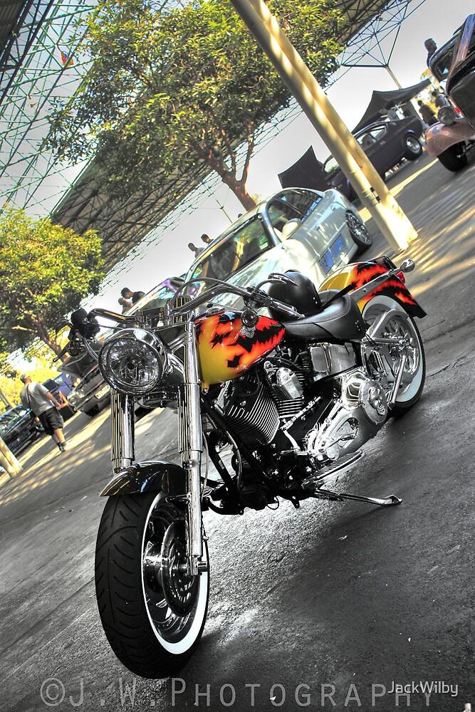 Harley Davidson by JackWilby