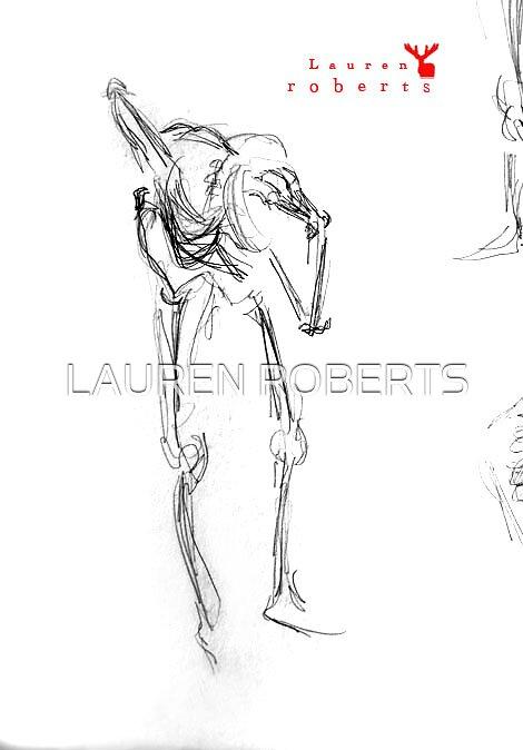 Thinking overdose by LAUREN ROBERTS