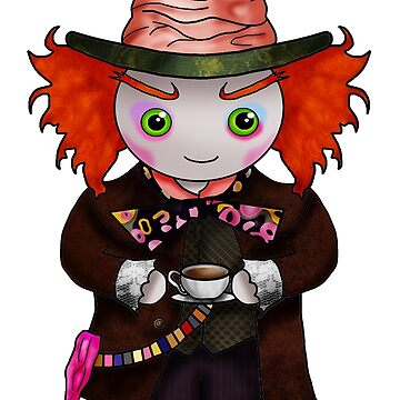The Mad Hatter by PixelMouse