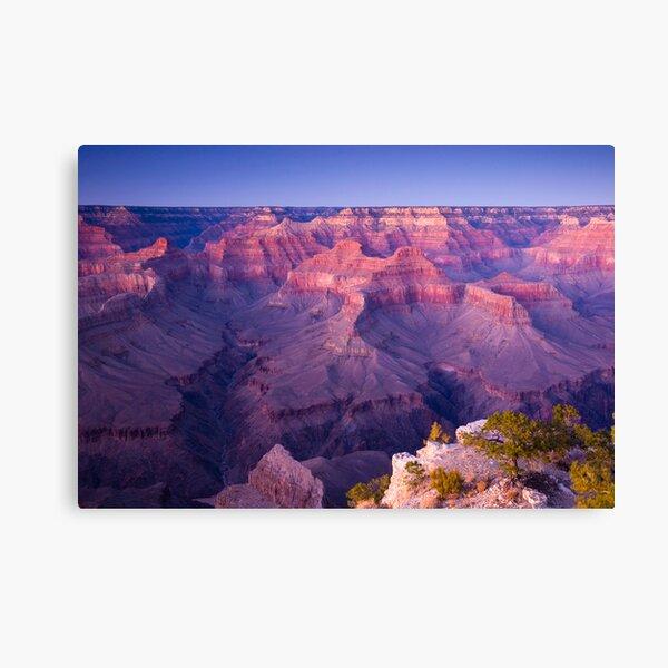 USA. Arizona. Grand Canyon (Alan Copson ©) Canvas Print