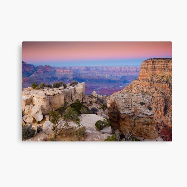 USA. Arizona. Grand Canyon. (Alan Copson ©) Canvas Print
