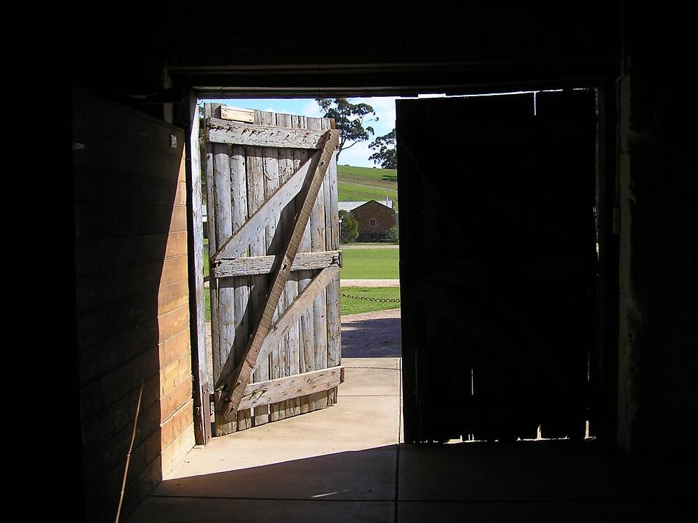 Open doors by KJTHORP