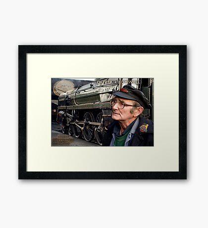 Railway  Framed Print