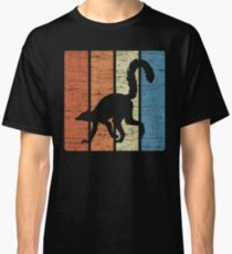 Lemur illustration Classic T-Shirt