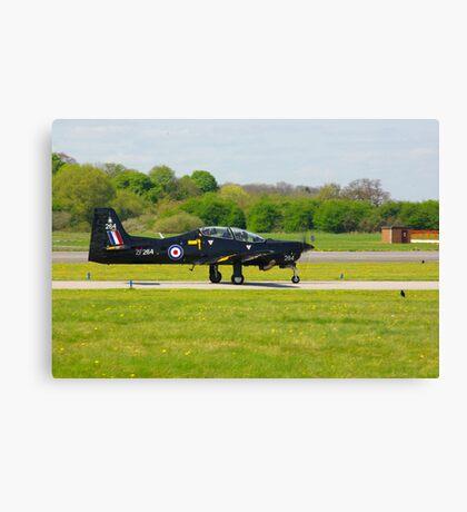 Aircraft. Canvas Print
