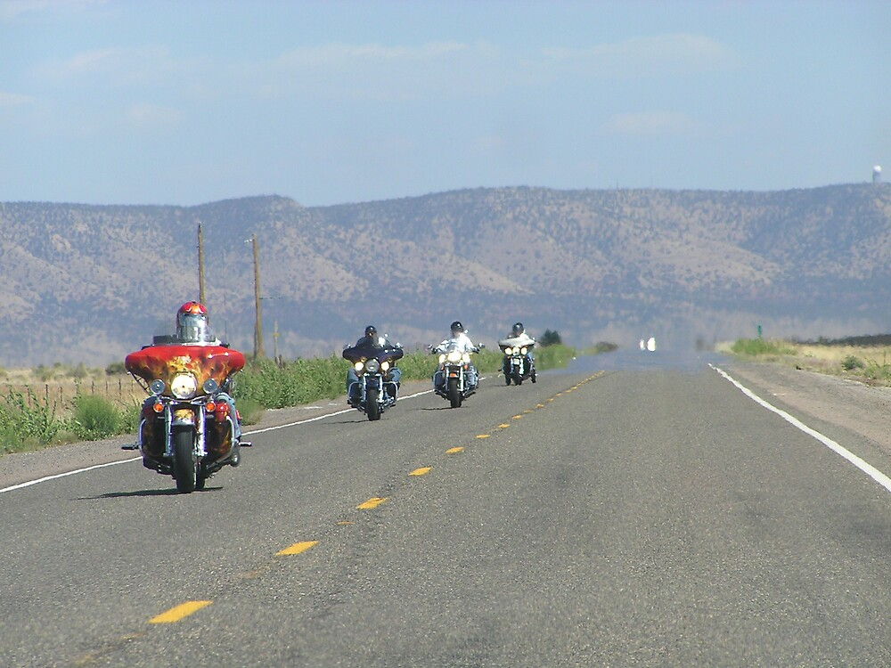 Motorcycling across the US by KJTHORP
