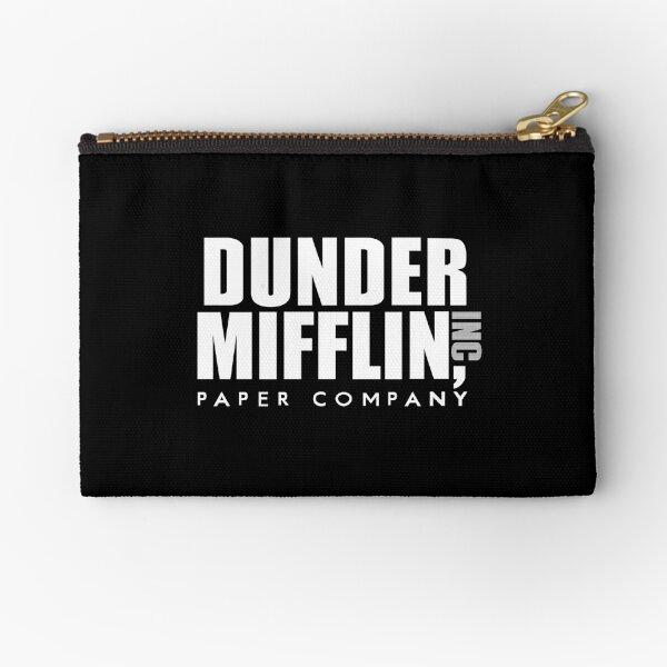 Dunder Mifflin Inc.  Zipper Pouch