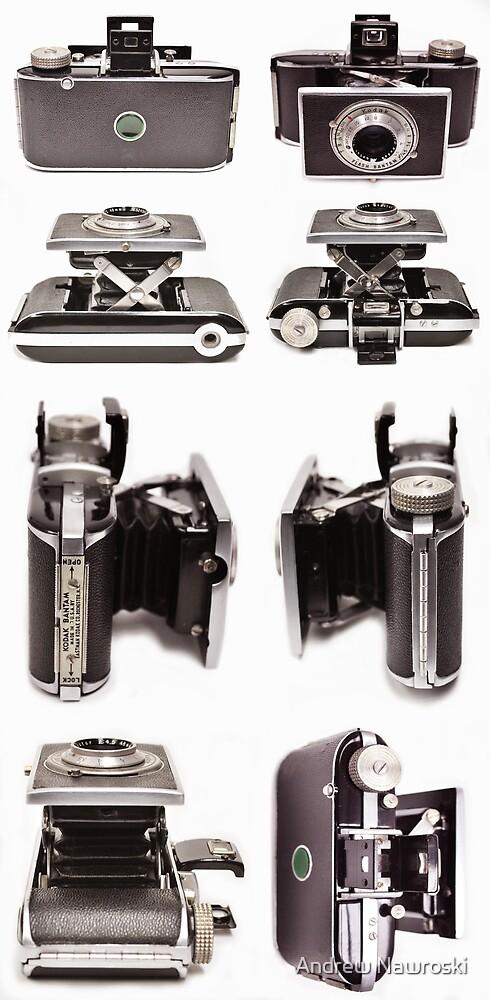 1938 Kodak Bantam. by Andrew Nawroski