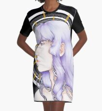 Hawk of the Millennium Empire Graphic T-Shirt Dress