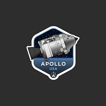 Space Race Series - APOLLO by TheHighFrontier