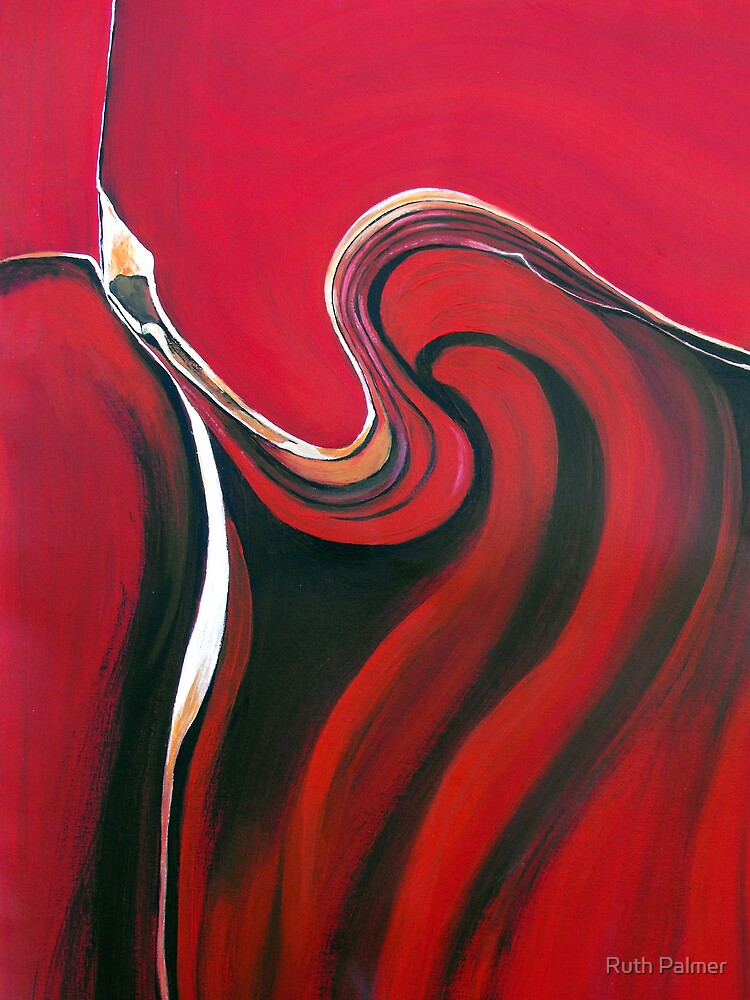 Luscious Red  by Ruth Palmer