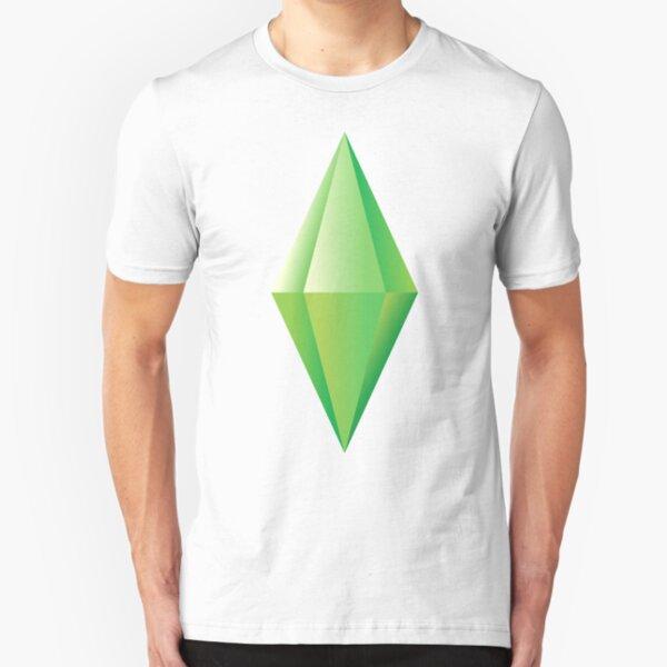 Plumbob Slim Fit T-Shirt