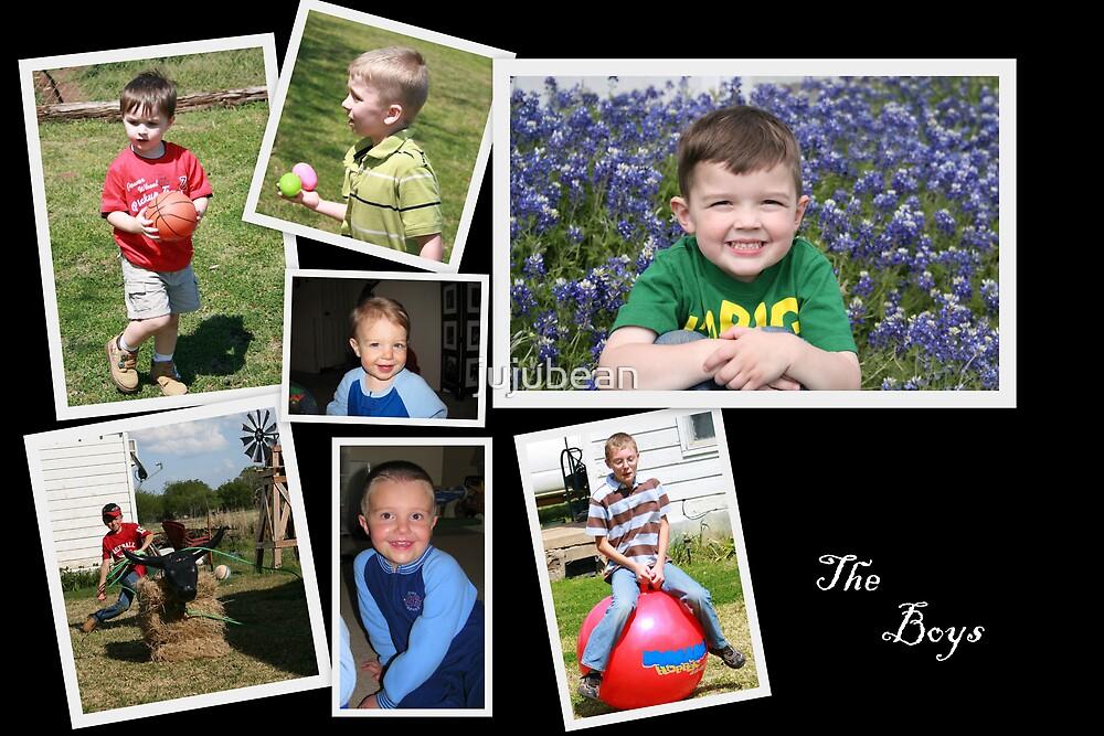 The Boys by jujubean