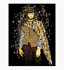 Klimt Eastwood Photographic Print