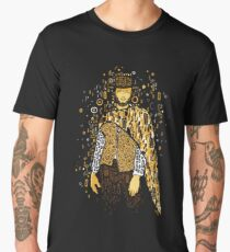 Klimt Eastwood Men's Premium T-Shirt