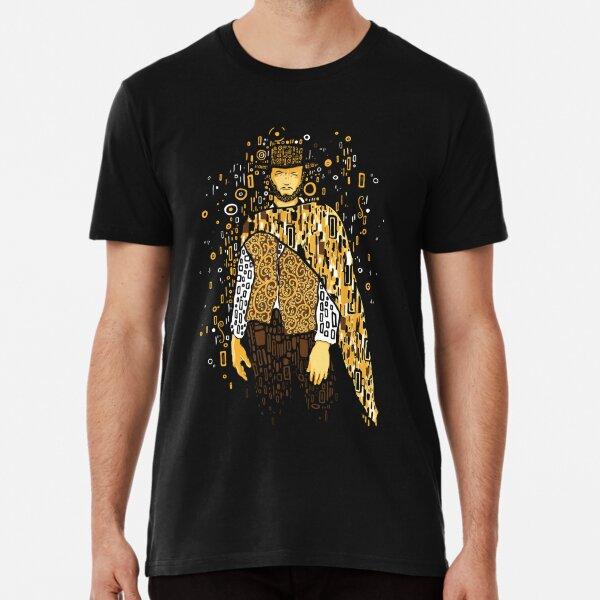 Klimt Eastwood Premium T-Shirt