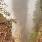 Heaven Pillar by Michael Matthews