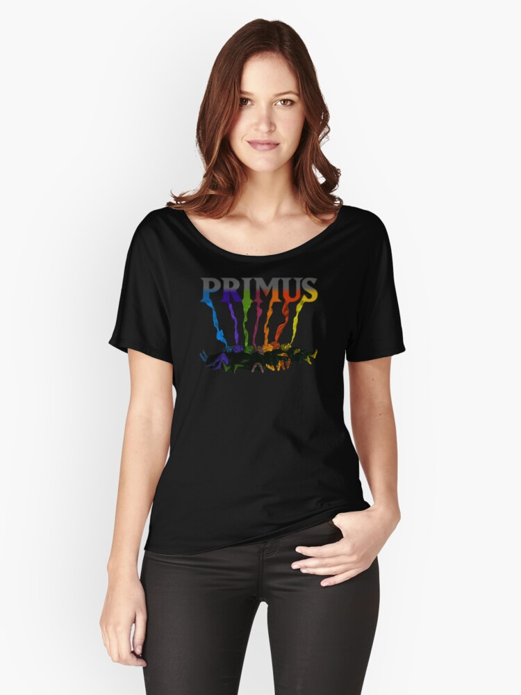 The Desaturating Seven Women's Relaxed Fit T-Shirt Front