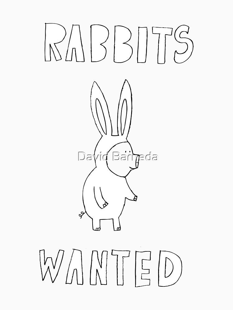 Rabbits Wanted by barneda