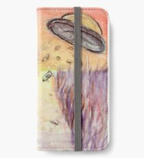 UFO iPhone Wallet/Case/Skin