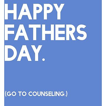 Fathers Day (GTC) Greeting Card by CXMH