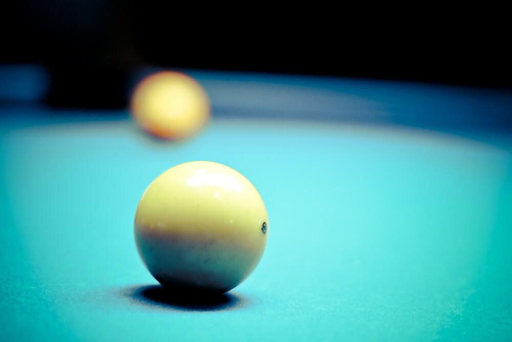 Cue Ball by ninsss