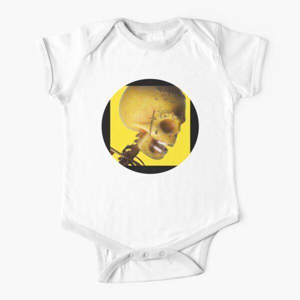 Post Malone Short Sleeve Baby One-Piece