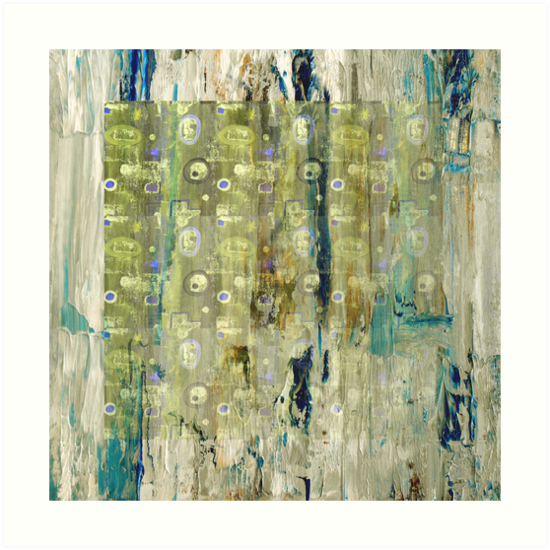 Fun With Texture And Patterns by Ruth Palmer