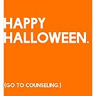 Halloween (GTC) Greeting Card by CXMH