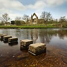 Bolton Abbey, Wharfedale by Stephen Liptrot