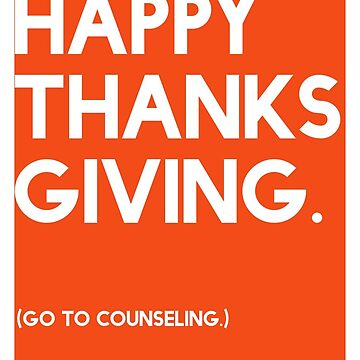 Thanksgiving (GTC) Greeting Card by CXMH