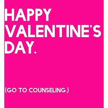 Valentine's Day (GTC) Card by CXMH