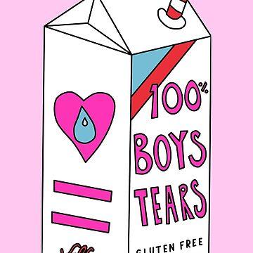 Boy Tears by Trashprincess