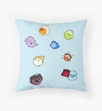 Steven Universe Bubbles Throw Pillow