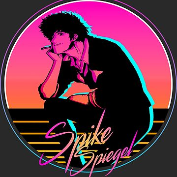 Spike Spiegel by itsitasil