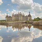 Chateau de Chambord by Michael Matthews