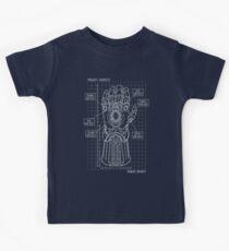 Camiseta para niños Plan infinito